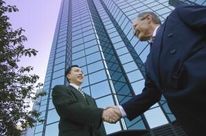 Austin business litigation attorney - Business Handshake