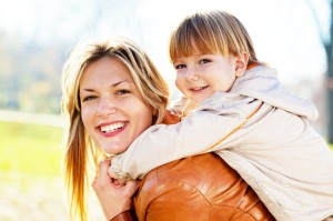 Austin child support lawyer - Mother and Daughter
