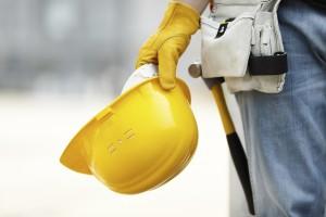 Austin Construction Defect Attorney - Construction Helmet